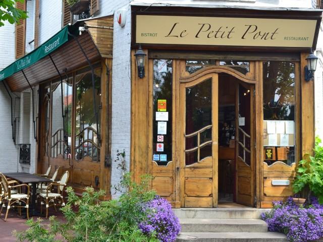 Restaurant Le Petit Pont